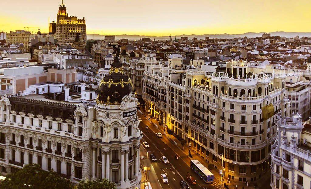 ¿Es buena idea viajar a Madrid en fin de curso?