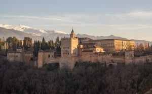 Viaje fin de curso a Andalucía