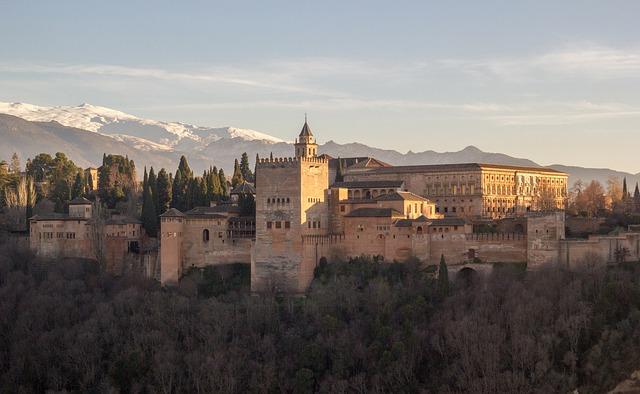 Organizar un viaje fin de curso a Andalucía