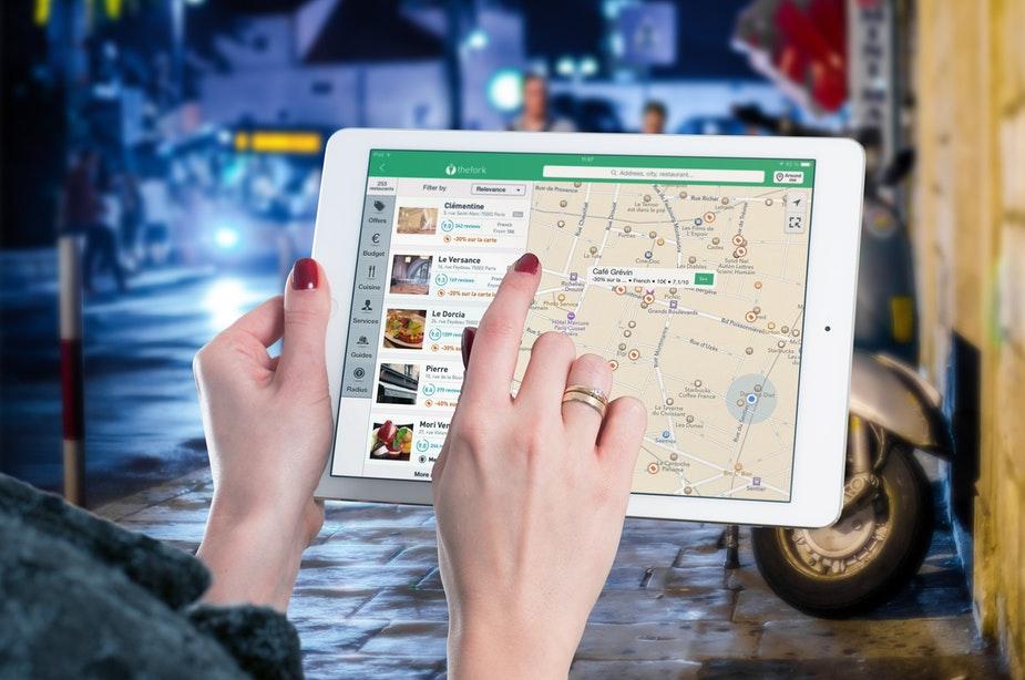 Las 5 mejores aplicaciones de mapas para moverse en el extranjero