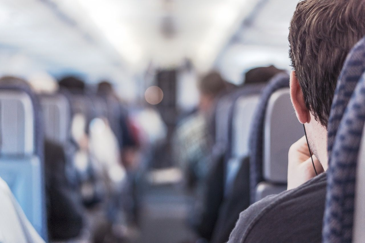 Cómo evitar el jet lag en los viajes largos