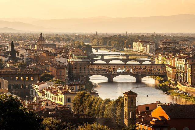 Viajes en grupo a Florencia para alumnos de fin de curso