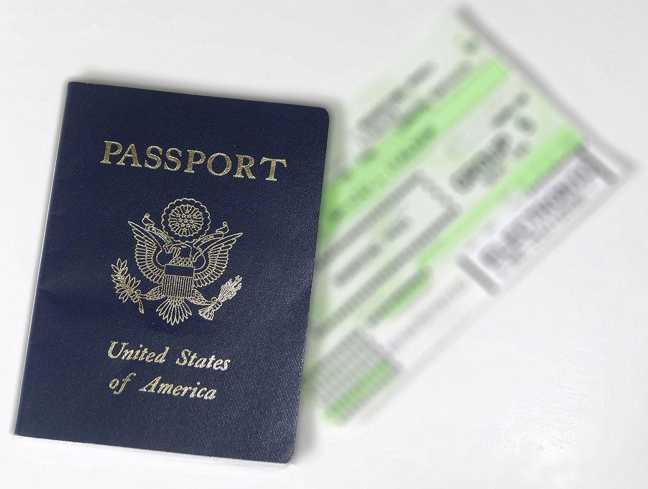 Cómo sacarse el pasaporte para viajar fuera de Europa