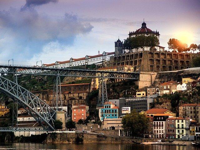 Viajar a Oporto en un viaje de fin de curso