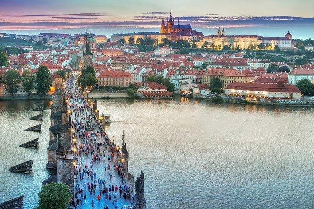 Viajar a República Checa en un viaje de fin de curso