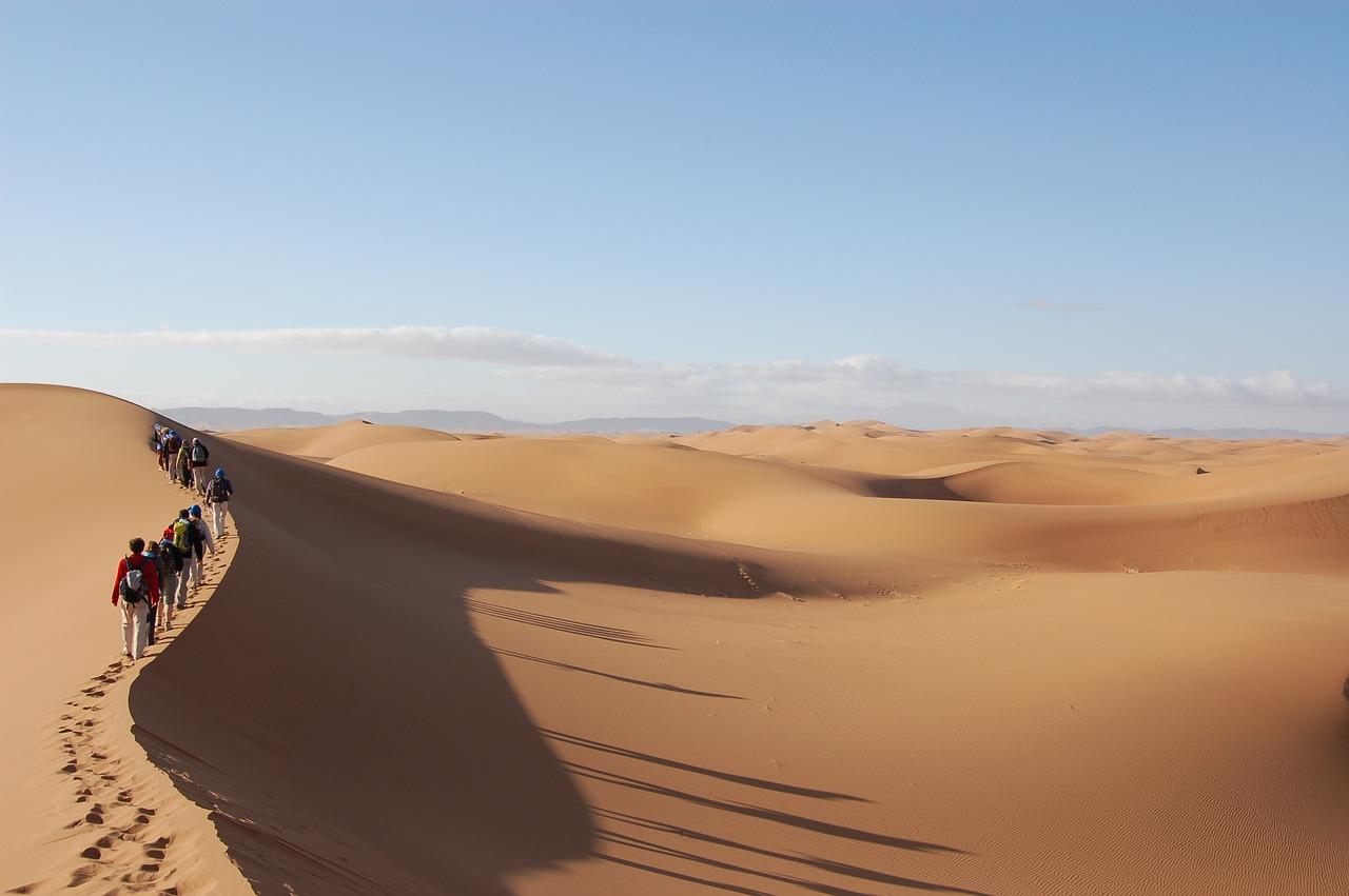 Descubrir Marruecos, un plan en auge como viaje de fin de curso
