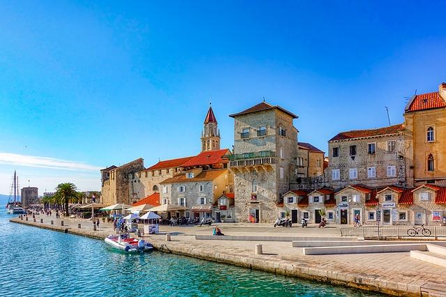 Viajar a Croacia en fin de curso