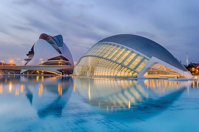 Viaje organizado a Valencia de fin de curso